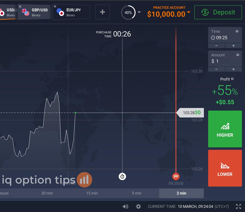Hướng dẫn nạp tiền deposit vào IQ Option từ tài khoản Internet Banking