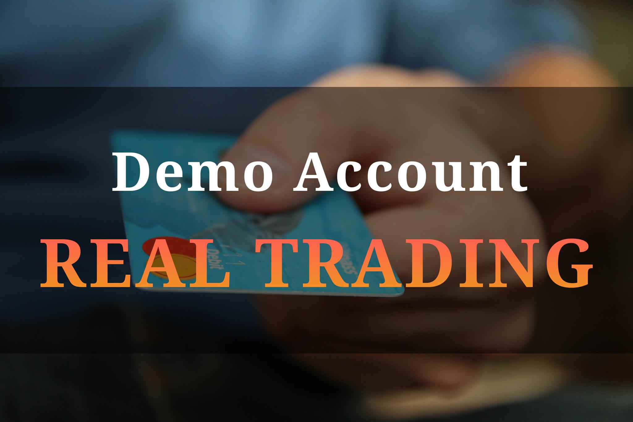 Tuyệt đối không được xem giao dịch ở tài khoản Demo IQ Option là tiền ảo?