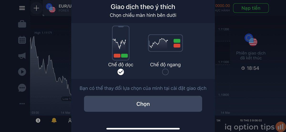 Hướng dẫn tải và cài đặt IQ Option cho điện thoại mới nhất