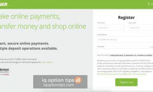 Chi tiết hướng dẫn đăng ký và xác minh tài khoản Neteller