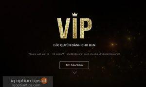 Lập tài khoản VIP IQ Option như thế nào?